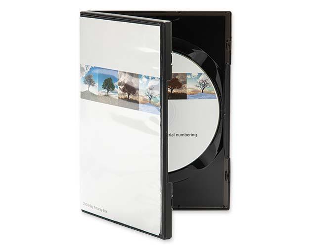 DVD-Verpackungen